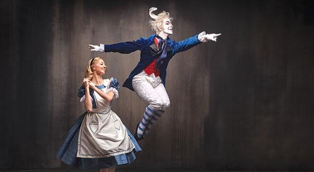 <i>Alice in Wonderland</i> at Pittsburgh Ballet Theatre