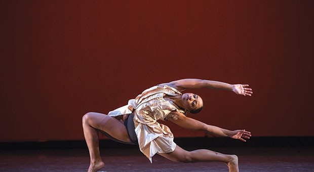 Annual showcase highlights choreography by Point Park dance faculty
