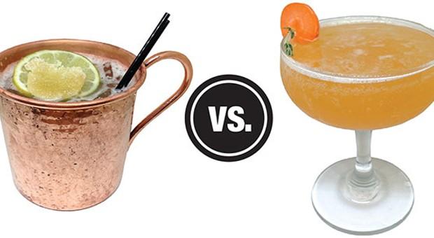 <i>Pittsburgh City Paper</i> Booze Battles: Ace Hotel vs. Smallman Galley