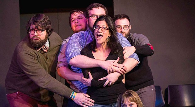 Pittsburgh Comedy Festival features W. Kamau Bell and improv troupe North Coast