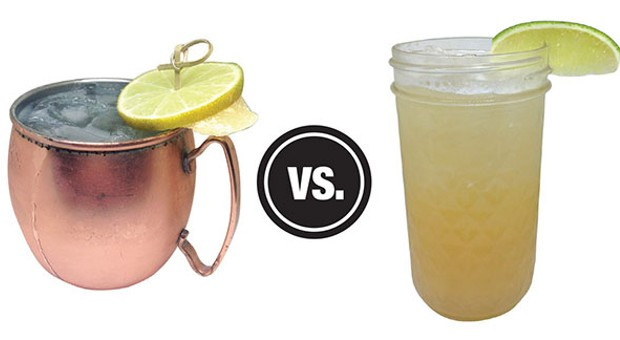 <i>Pittsburgh City Paper</i> Booze Battles: Union Standard vs. Scratch Food & Beverage