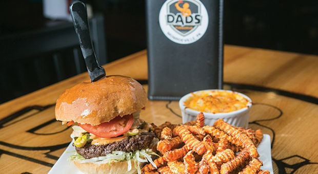 Dad's Pub & Grub, in Monroeville, offers a fun, relaxed place for the whole family