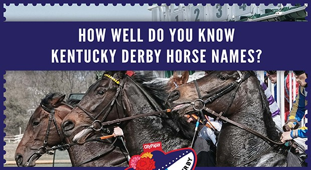 Real or Fake: Derby Horse Names