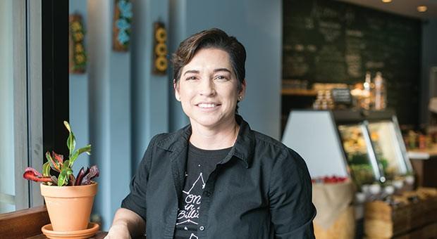 Azorean native Elsa Santos opens a restaurant focused on island cuisine