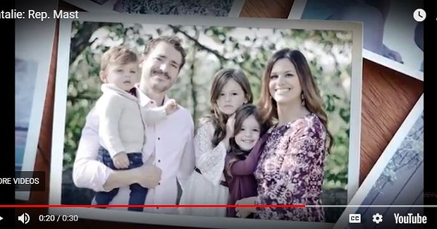 GOP state Rep. candidate Natalie Mihalek poses as everyday 'working mom' in Florida congressional ad