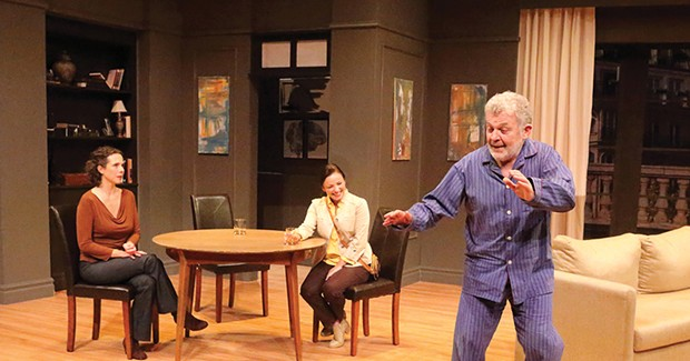 Kinetic Theater's <i>The Father</i> submerges its audience in the exasperating, heartbreaking reality of living with Alzheimer's