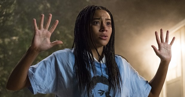<i>The Hate U Give</i> embodies the exhausting cycle of police brutality