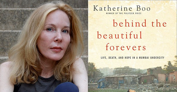 Q&A with author Katherine Boo, a Ten Evenings Author appearing on Mon., Oct. 22
