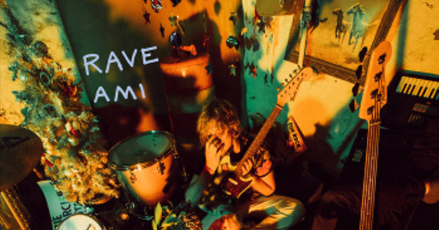 Pittsburgh's Rave Ami drops its second full-length album