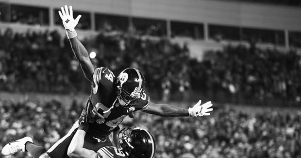 Pylon Pics: High-speed, high-flying Steelers