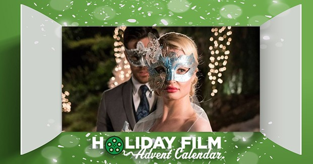Holiday Movie Advent Calendar Day 16:<i> A Cinderella Christmas</i>