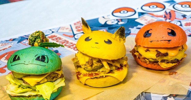 A Pokémon Pop-up bar, farm fresh treats, and more food new this week