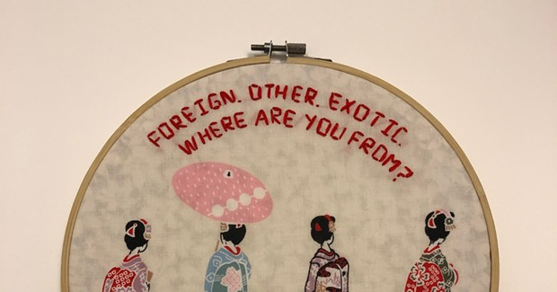Catch work by Asian Pacific Islander American artists at July 12 Downtown Gallery Crawl