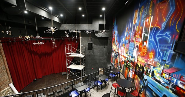 Video Tour: Thunderbird Café & Music Hall officially reopens this weekend
