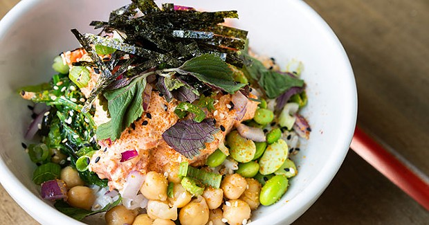 Federal Galley gets a kick of Hawaiian-Asian fusion with new restaurant concept