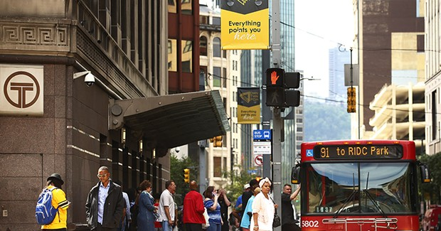 Reports suggested that Downtown Pittsburgh had a crime wave this summer. But it didn't. What actually happened?