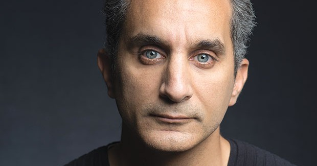 "Checking in with Bassem Youssef, ""the Jon Stewart of Egypt"""