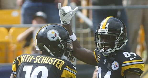 Pittsburgh Steelers win home opener at Heinz Field