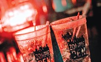 The Zombie Den: A Dive Bar for all things Undead