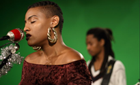 """Clara Kent ushers in the holiday mood with """"Winter Song"""""""