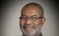 Ron Stallworth, author of <i>Black Klansman</i> who infiltrated the KKK in the 1970s, speaks at Elsie H. Hillman Auditorium Wednesday