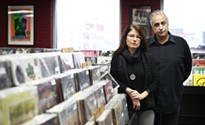 Get Hip Recordings is over 30 years old, yet its new store is relatively unknown