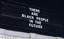 <i>There Are Black People in the Future</i> controversy inspires community artwork-in-residence program