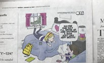 Sexist cartoons in the <i>Post-Gazette </i>draw ire from Pittsburghers