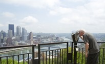 Pittsburgh's urbanized areas are the oldest, whitest, and most native-born in the nation
