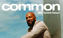 Common brings his 'Let Love' Tour to Pittsburgh's Roxian Theatre this August!