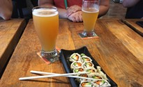 Drinking sake with a state representative: My Waterworks bar crawl