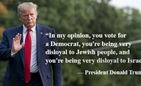 """Rep. Guy Reschenthaler silent on Trump's comments after previously condemning Democrats for being """"anti-Semitic"""""""