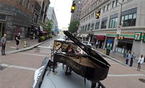 Piano Day 2019 brings the piano to the people
