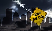 How to celebrate Friday the 13th around Pittsburgh
