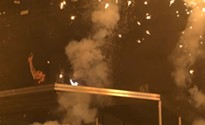 Illenium played guitar for the first time ever on stage last night, and he did it in Pittsburgh