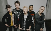 Win tickets to see Sum 41: Order In Decline Tour live at the Roxian Theatre
