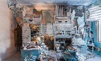 Mattress Factory installations explore sustainable design, detritus and more