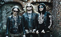 Watain's Erik Danielsson discusses ritual, avoiding black-metal formulas, and the challenges of using fire in performances