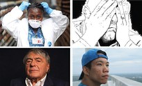 The 2016 Oscar-nominated documentary short films screen