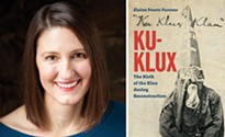 Local history professor explores the 19th-century origins of the Ku Klux Klan