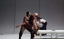 Bill T. Jones/Arnie Zane Company perform <i>Analogy/Dora: Tramontane</i>