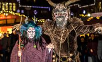 Pittsburgh celebrates Krampusnacht in Market Square