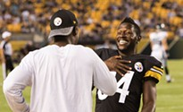 Pittsburgh Steelers wide receiver Antonio Brown changes name to Ronald, media confused