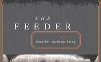 Poet Jennifer Jackson Berry's <i>The Feeder</i> is a strong collection