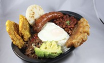 The Colombian Spot opens a storefront eatery on the South Side
