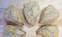 Scone Thugs & Harmony: Lemon Lavender Scone