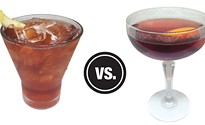 Pittsburgh City Paper Booze Battles: Ten Penny vs.Winghart's Burger & Whiskey Bar