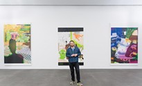 Heralded painter Michael Williams on his new show at the Carnegie