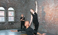 Attack Theatre's latest pairs the troupe, for the first time, with outside choreographers