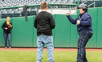 Camp at Pittsburgh's PNC Park helps deaf ballplayers realize that playing pro baseball is within their reach